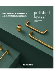 Polished brass collectie